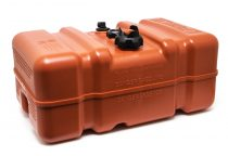 6 Gallon 6bow Portable Fuel Tank Fits Inflatable Boats