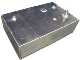 Moeller OEM aluminum Fuel Tank