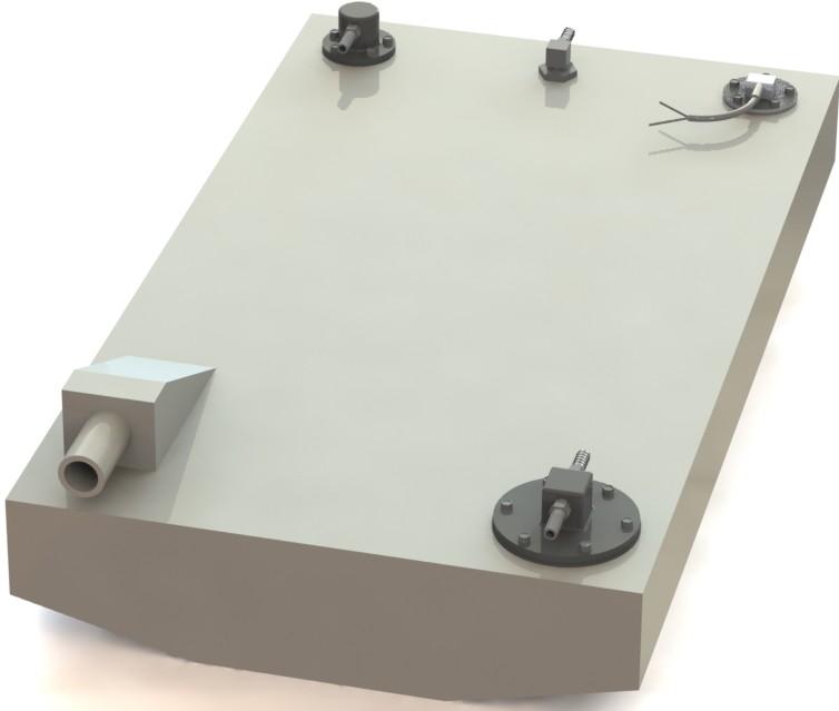Moeller Barrier Tank Showing New Diurnal Valves