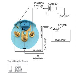 Marine Gauges Wiring Diagrams - Wiring Diagram Sheet on